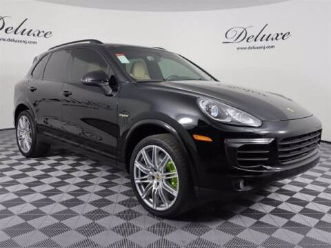 2018 Porsche Cayenne for sale at DeluxeNJ.com in Linden NJ
