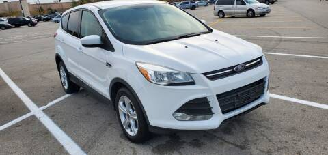 2014 Ford Escape for sale at Luxury Cars Xchange in Lockport IL