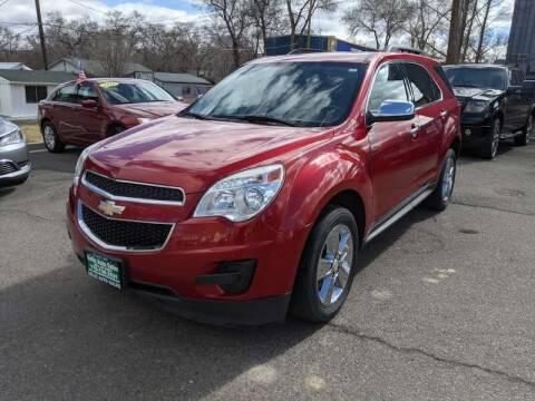 2013 Chevrolet Equinox for sale at SOLIS AUTO SALES INC in Elko NV