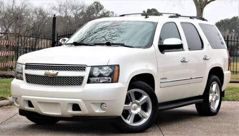 2009 Chevrolet Tahoe for sale at Texas Auto Corporation in Houston TX