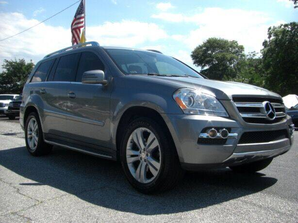 2011 Mercedes-Benz GL-Class for sale at Manquen Automotive in Simpsonville SC
