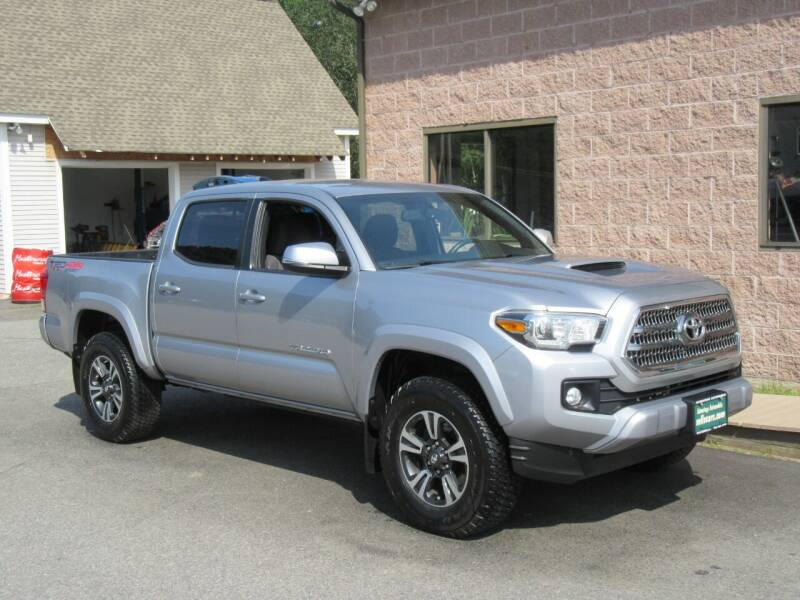 2017 Toyota Tacoma for sale at Advantage Automobile Investments, Inc in Littleton MA