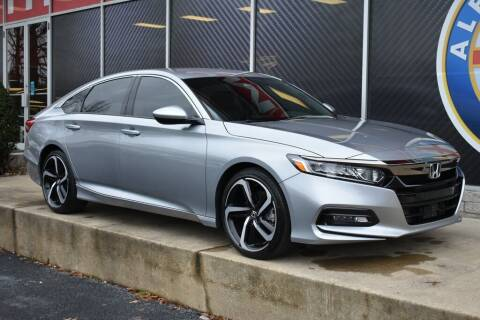 2019 Honda Accord for sale at Alfa Romeo & Fiat of Strongsville in Strongsville OH
