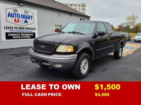 2003 Ford F-150 for sale at Auto Mart USA -Lease To Own in Kansas City MO