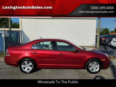 2007 Ford Fusion for sale at LexingtonAutoSales.com in Lexington NC