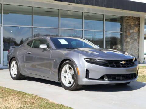 2019 Chevrolet Camaro for sale at RUSTY WALLACE CADILLAC GMC KIA in Morristown TN