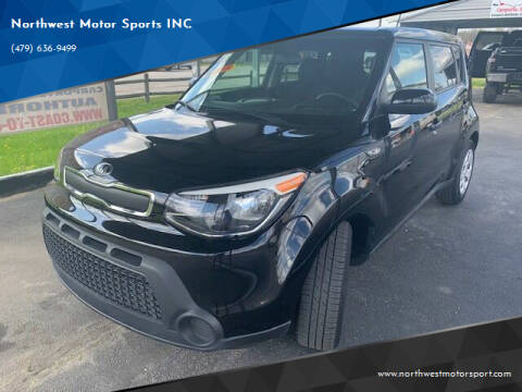 2014 Kia Soul for sale at Northwest Motor Sports INC in Rogers AR