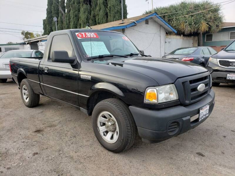 2008 Ford Ranger for sale at LR AUTO INC in Santa Ana CA
