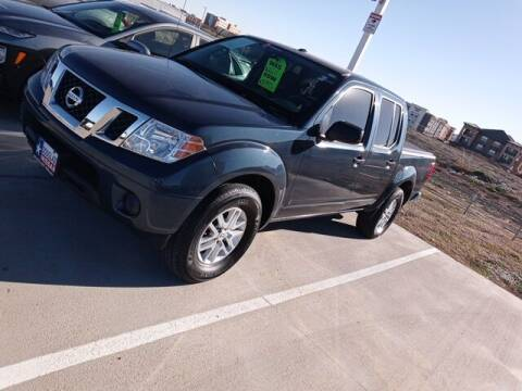 2016 Nissan Frontier for sale at Douglass Automotive Group in Central Texas TX