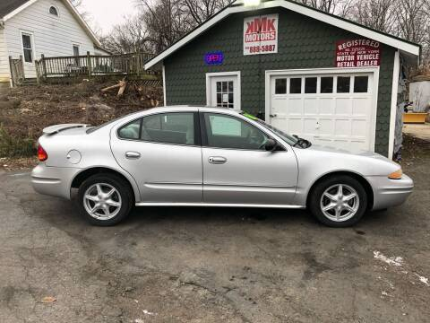 2003 Oldsmobile Alero for sale at KMK Motors in Latham NY