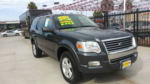 2010 Ford Explorer for sale at El Guero Auto Sale in Hawthorne CA