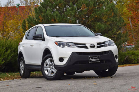 2015 Toyota RAV4 for sale at Rosedale Auto Sales Incorporated in Kansas City KS