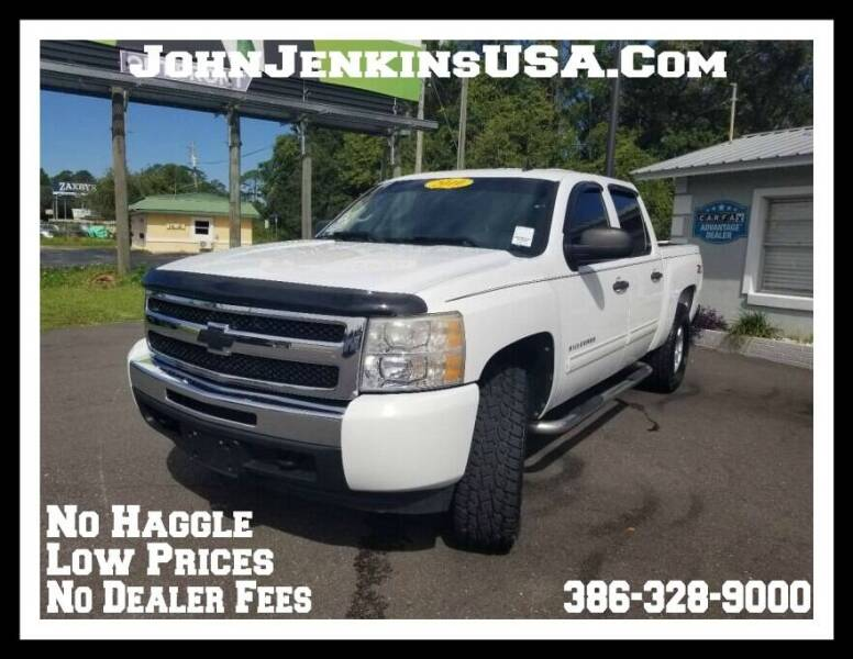 2010 Chevrolet Silverado 1500 for sale at JOHN JENKINS INC in Palatka FL