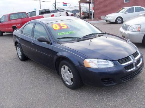 2005 Dodge Stratus for sale at Country Side Car Sales in Elk River MN