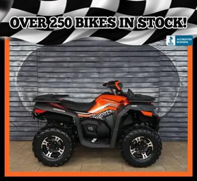 2021 CF Moto Cforce 600 for sale at Motomaxcycles.com in Mesa AZ