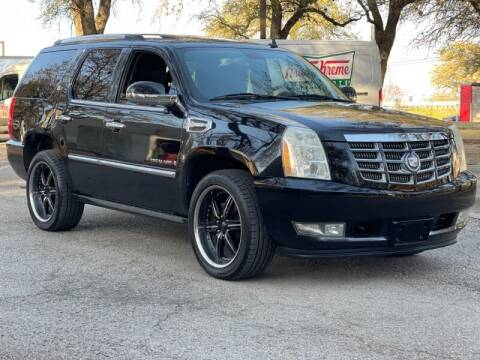 2009 Cadillac Escalade Hybrid for sale at AWESOME CARS LLC in Austin TX