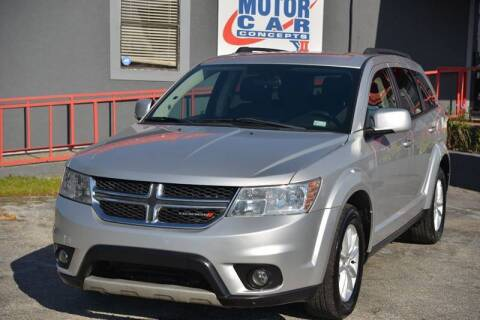 2014 Dodge Journey for sale at Motor Car Concepts II - Apopka Location in Apopka FL