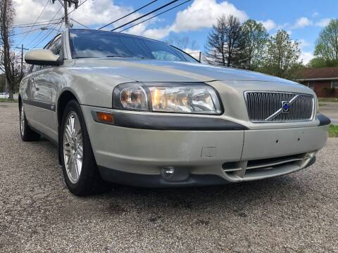 2002 Volvo S80 for sale at King Louis Auto Sales in Louisville KY