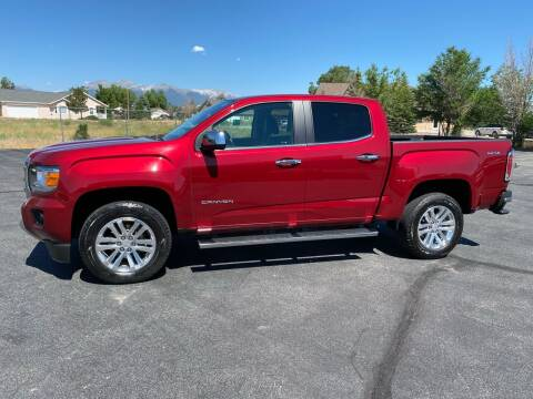 2018 GMC Canyon for sale at Salida Auto Sales in Salida CO