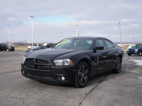 2014 Dodge Charger for sale at FOWLERVILLE FORD in Fowlerville MI