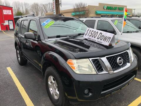 2009 Nissan Pathfinder for sale at Affordable Autos at the Lake in Denver NC