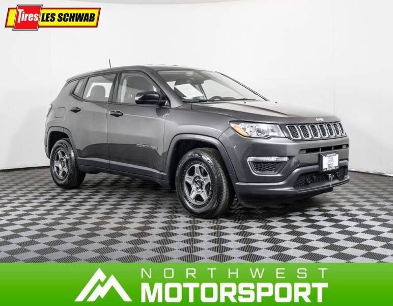 2017 Jeep Compass for sale in Lynnwood, WA