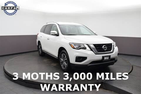 2017 Nissan Pathfinder for sale at M & I Imports in Highland Park IL