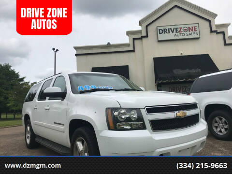 2007 Chevrolet Suburban for sale at DRIVE ZONE AUTOS in Montgomery AL