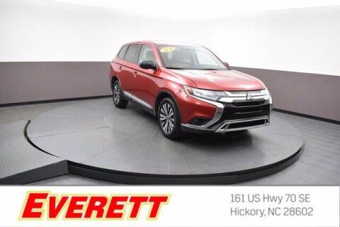 2019 Mitsubishi Outlander for sale at Everett Chevrolet Buick GMC in Hickory NC