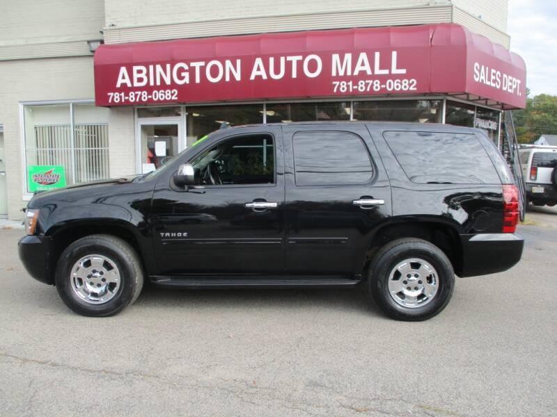 2011 Chevrolet Tahoe for sale at Abington Auto Mall LLC in Abington MA