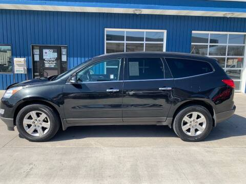 2012 Chevrolet Traverse for sale at Twin City Motors in Grand Forks ND