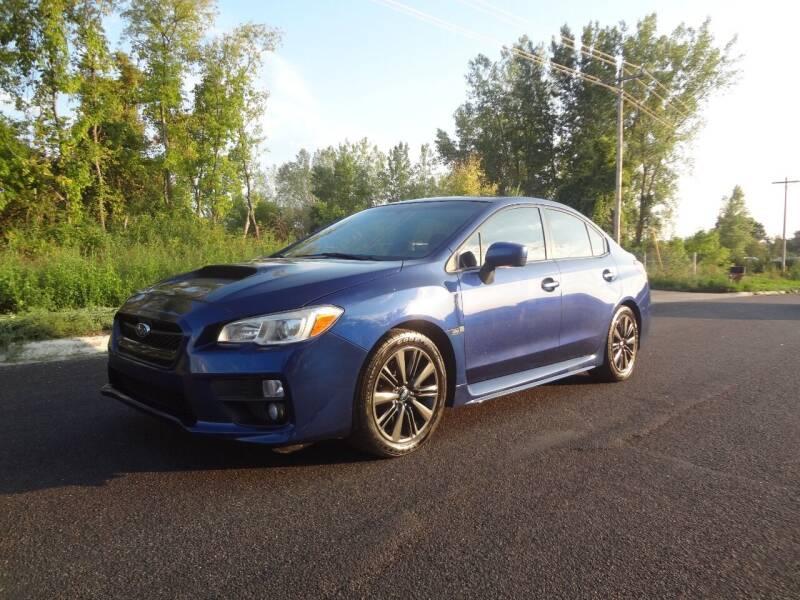 2015 Subaru WRX for sale at Garza Motors in Shakopee MN