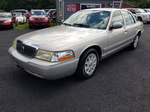 2004 Mercury Grand Marquis for sale at Arcia Services LLC in Chittenango NY