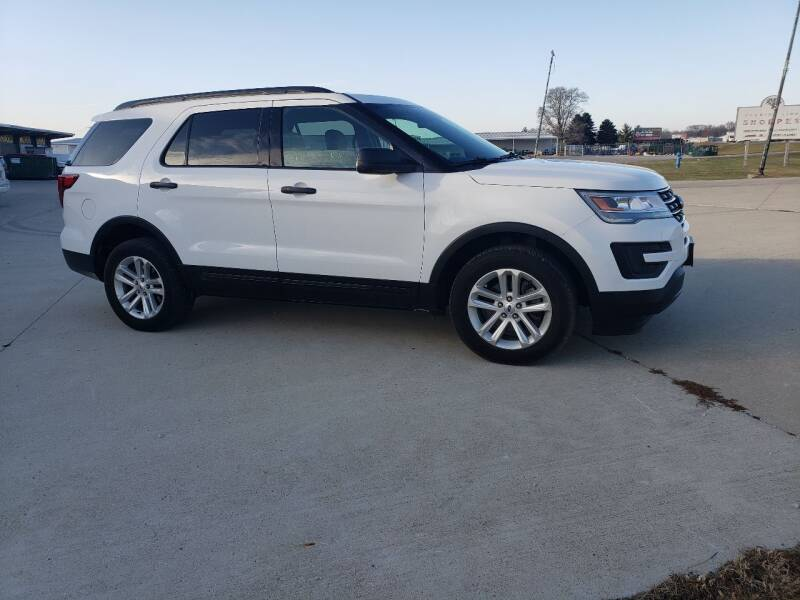 2017 Ford Explorer for sale at BROTHERS AUTO SALES in Eagle Grove IA