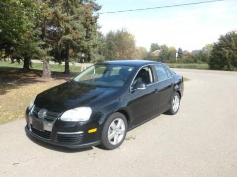 2008 Volkswagen Jetta for sale at HUDSON AUTO MART LLC in Hudson WI