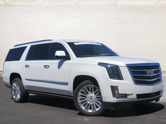 2020 Cadillac Escalade ESV for sale at HAYES CHEVROLET Buick GMC Cadillac Inc in Alto GA