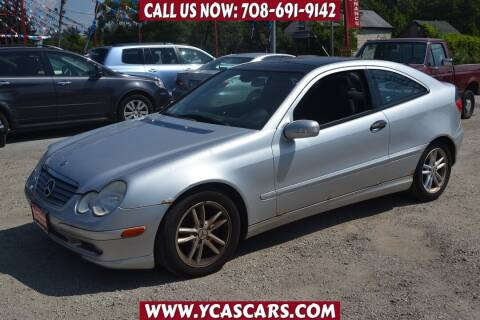 2002 Mercedes-Benz C-Class for sale at Your Choice Autos - Crestwood in Crestwood IL