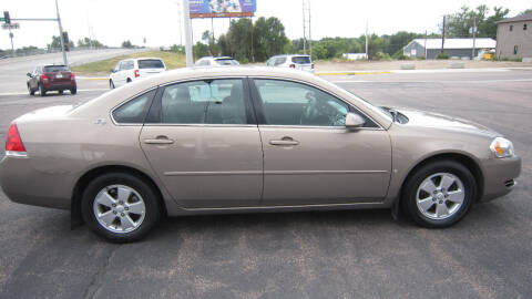 2006 Chevrolet Impala for sale at Auto Shoppe in Mitchell SD