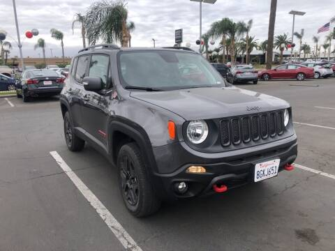 2018 Jeep Renegade for sale at Nissan of Bakersfield in Bakersfield CA