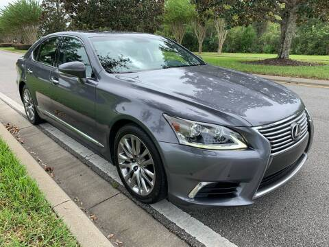 2013 Lexus LS 460 for sale at Perfection Motors in Orlando FL