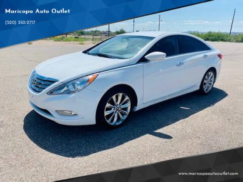 2013 Hyundai Sonata for sale at Maricopa Auto Outlet in Maricopa AZ