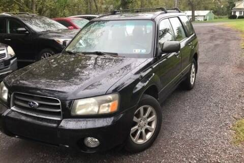 2005 Subaru Forester for sale at New Jersey Automobiles and Trucks in Lake Hopatcong NJ