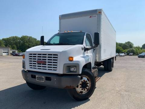 2007 GMC C6500 for sale at Auto Mall of Springfield in Springfield IL