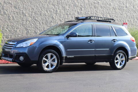 2013 Subaru Outback for sale at Overland Automotive in Hillsboro OR