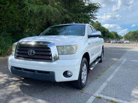2007 Toyota Tundra for sale at Triple A's Motors in Greensboro NC