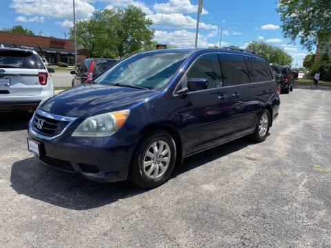 2008 Honda Odyssey for sale at AUTOSAVIN in Elmhurst IL