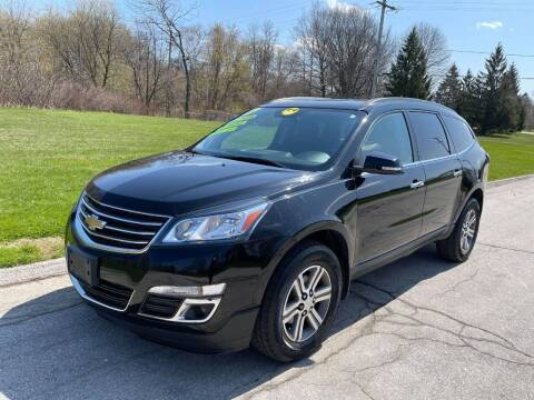 2017 Chevrolet Traverse for sale at Aleid Auto Sales in Cudahy WI