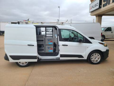 2017 Ford Transit Connect Cargo for sale at TRUCK N TRAILER in Oklahoma City OK