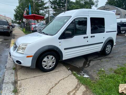 2013 Ford Transit Connect for sale at White River Auto Sales in New Rochelle NY
