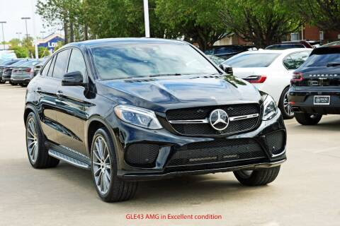 2019 Mercedes-Benz GLE for sale at Silver Star Motorcars in Dallas TX